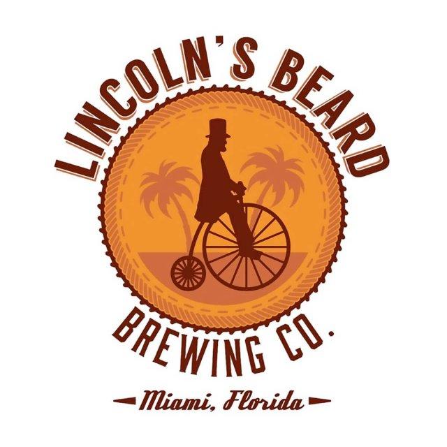Lincoln's Beard Brewing Co. Logo