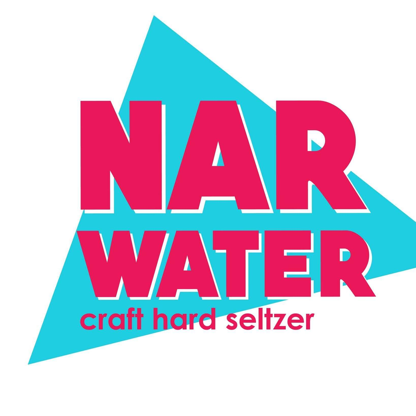 Narwater Craft Hard Seltzer Logo by Monday Night Brewing
