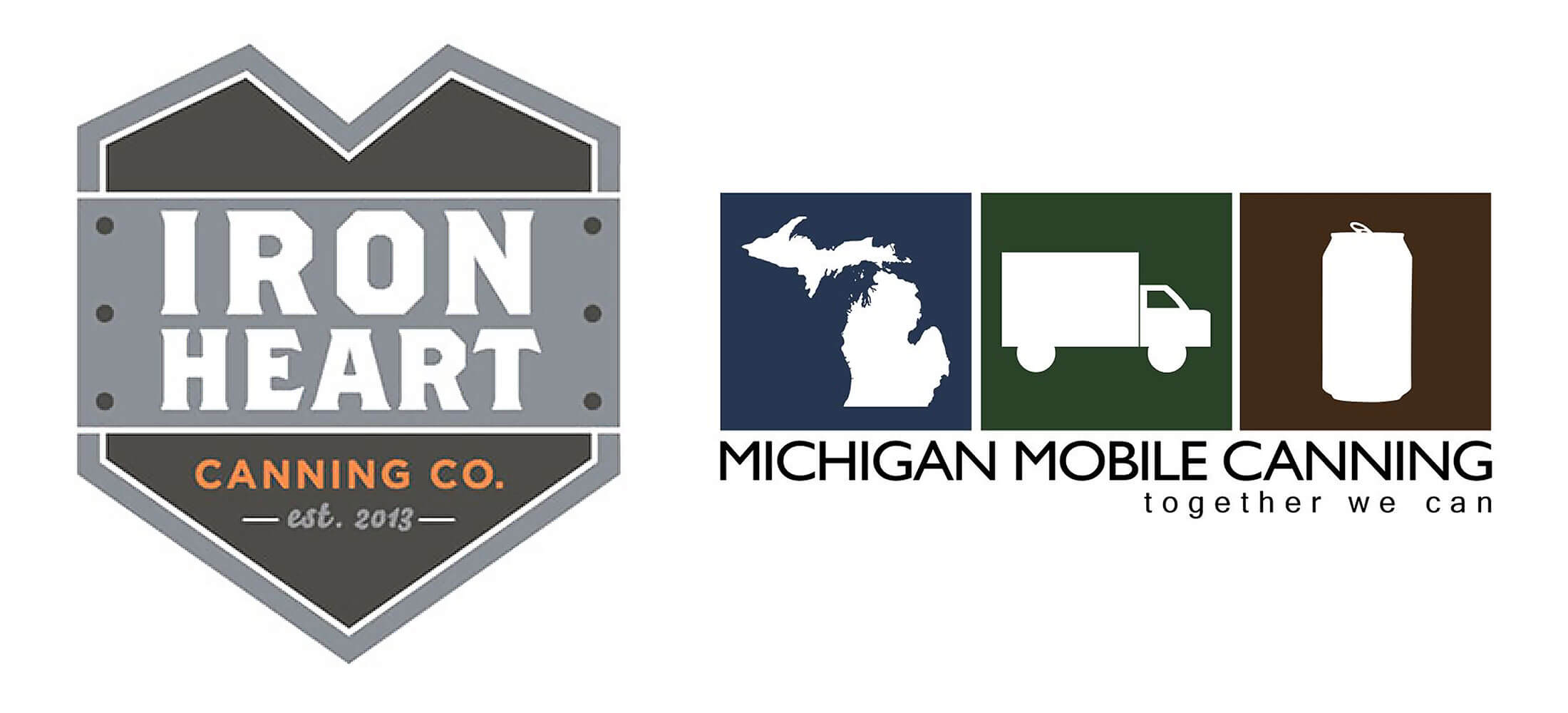 Iron Heart Canning, the largest contiguous canning operation east of the Mississippi, just expanded westward with the acquisition of Michigan Mobile Canning.
