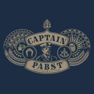 Captain Pabst Logo by Pabst Brewing Company