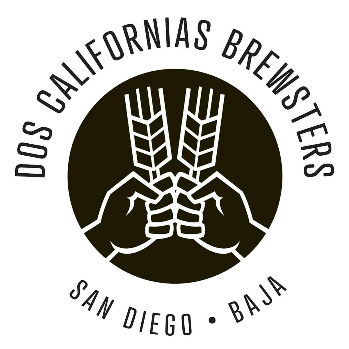 Dos Californias Brewsters Logo