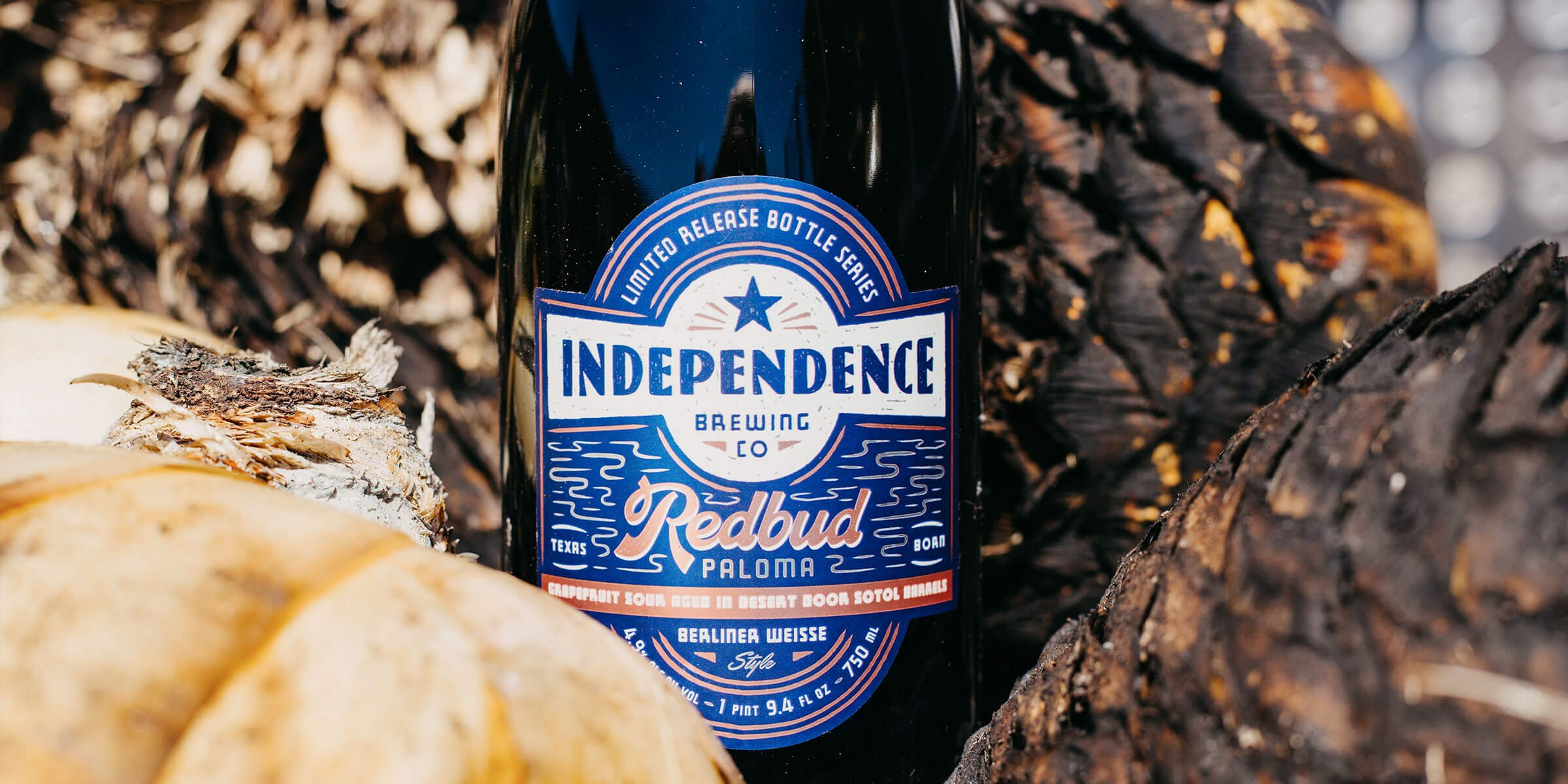 Desert Door, in collaboration with fellow Texas brand Independence Brewing Co., will release Redbud Paloma, a tart and lemony Berliner Weisse, on June 19th.