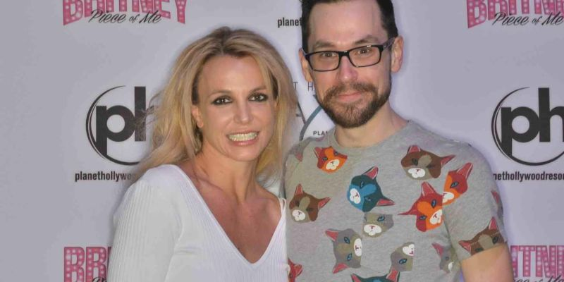 Trey Cudlip Meet and Greet Story with Britney Spears! #PieceOfMe @britneyspears