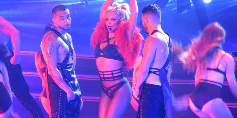 October 26th- Britney Spears #PieceOfMe pictures and videos!