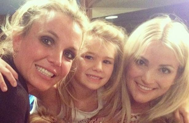 Britney Spears praying for niece Maddie after tragic accident
