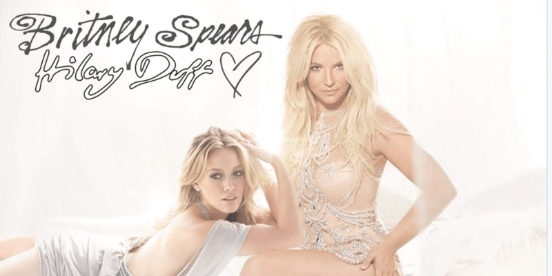 Check out this awesome 30-minute Britney Spears+Hilary Duff megamix!