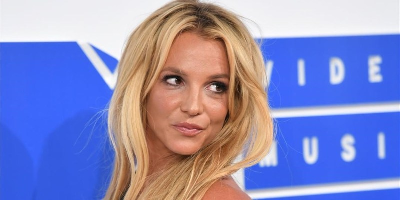"Britney Spears is nominated for this years ""Entertainment of the Year""! @britneyspears"
