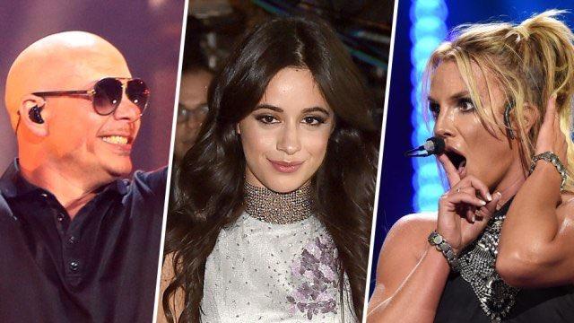 Britney FT. Pitbull – Hey Ma Leaked