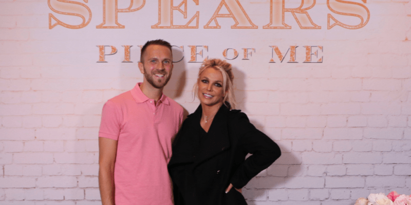 Kevin Williams Meet and Greet story with Britney Spears! #PieceOfMe