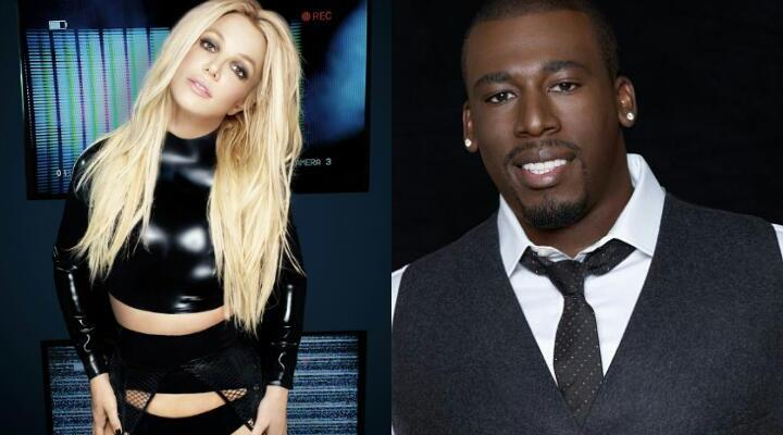 .@britneyspears Might Be Working With @only1DANJA For #B10! @justtranter