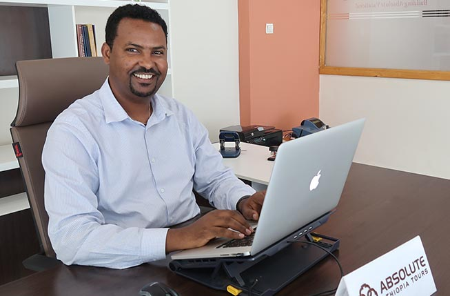 Yayehyirad Emeru, Managing Director