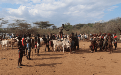 The Culture Behind The Bull-Jumping Ceremony