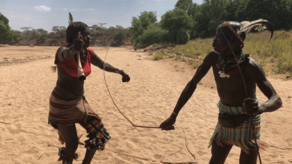 The Role of the Hamar Women