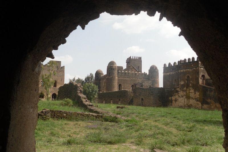 Gonder Castle. Ethiopia Destination for Canadians. Absolute Ethiopia