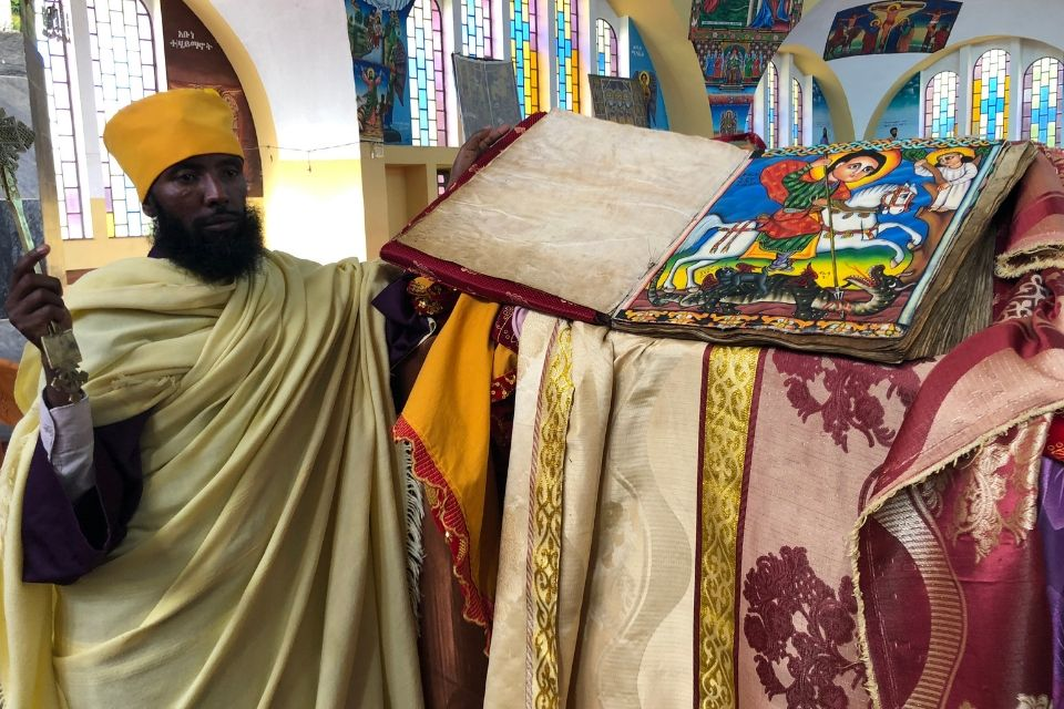 Aksum: Beyond History and The Ark of the Covenant