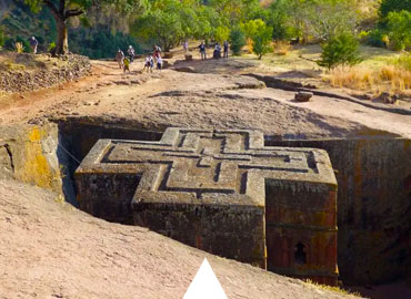 4 Days Excursion to Lalibela