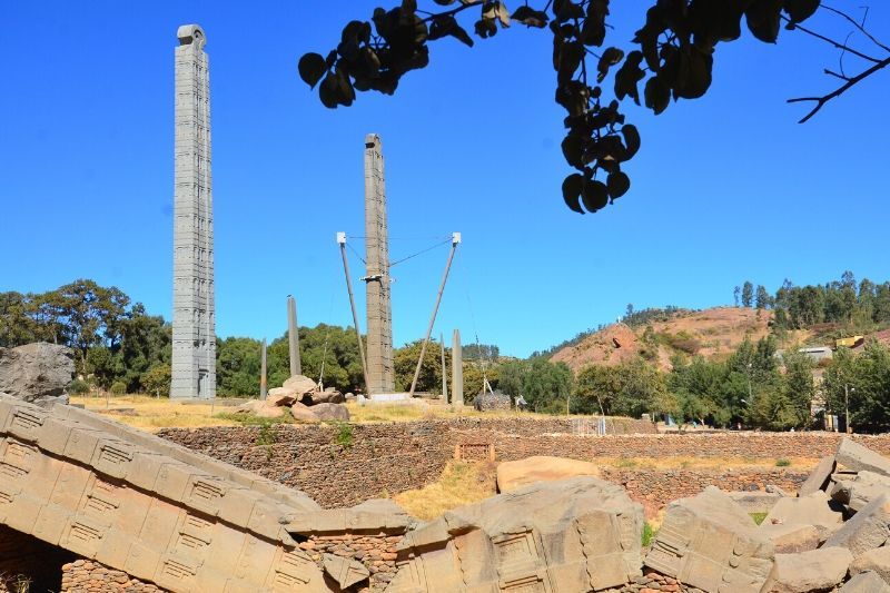 Axum Obilisk. Is it Worth Visiting Ethiopia Over Other African Destinations. Absolute Ethiopia