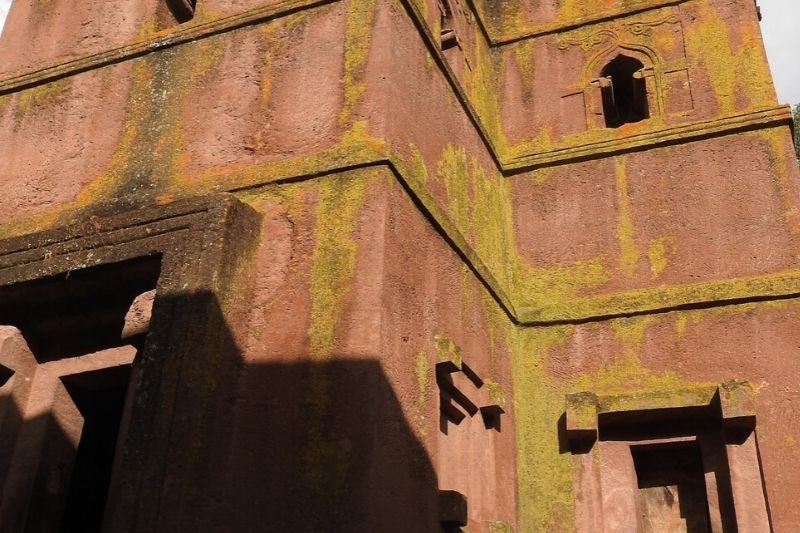 Lalibela Rock Hewn Church. Is it Worth Visiting Ethiopia Over Other African Destinations. Absolute Ethiopia