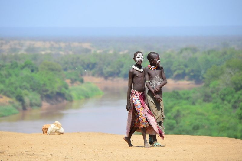 Omo Valley Tribe. Beginners Guide to Ethiopia. Absolute Ethiopia