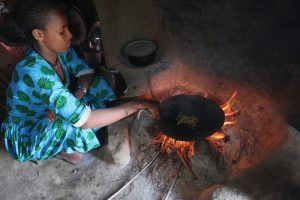 Coffee Bean Roasting. Facts about the Coffee Ceremony in Ethiopia. Absolute Ethiopia