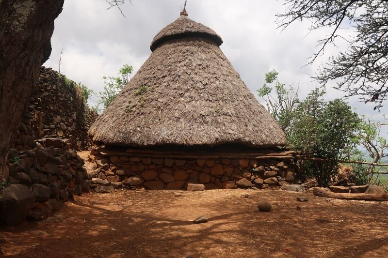 From Stone Walls and Terraced Fields: Learn about Konso's Cultural Landscape