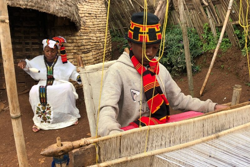 A Tour of The Omo Valley: Meet Southern Ethiopia's Cotton Weavers