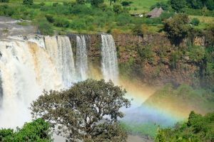 The Falls of Nile River.  Unique Ethiopia Destinations that Deserve to be on Your Bucket List. Absolute Ethiopia