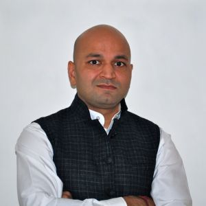 Rajiv Kumar, CEO, Manusis Technologies.