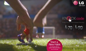 Lg Kock Code  Football