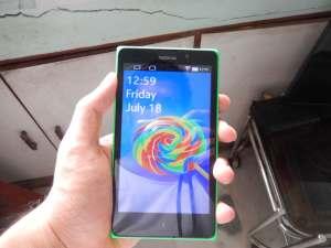 Nokia XL front