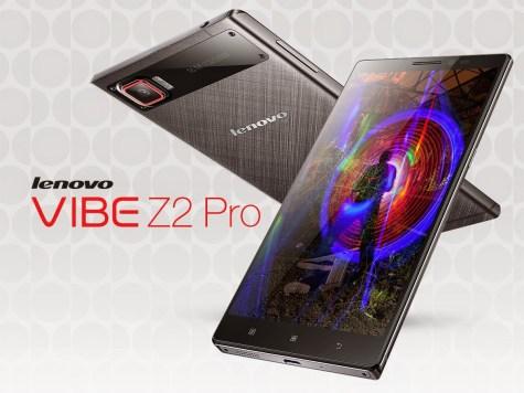 Lenovo Vibe Z2 Pro