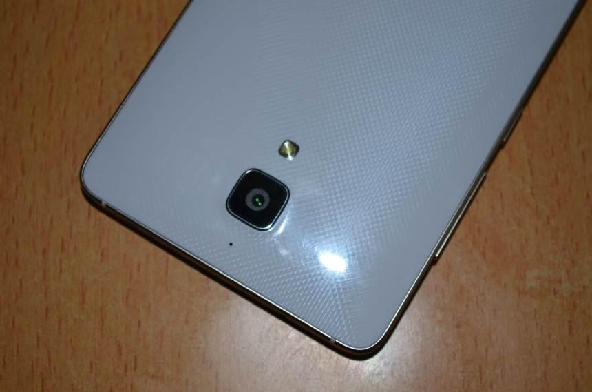 Xiaomi Mi 4 Bottom Camera