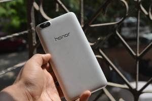 Huawei Honor 4X Back