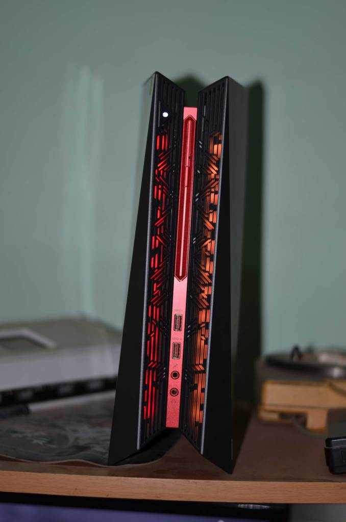 Asus ROG G20 Colors LED Changed