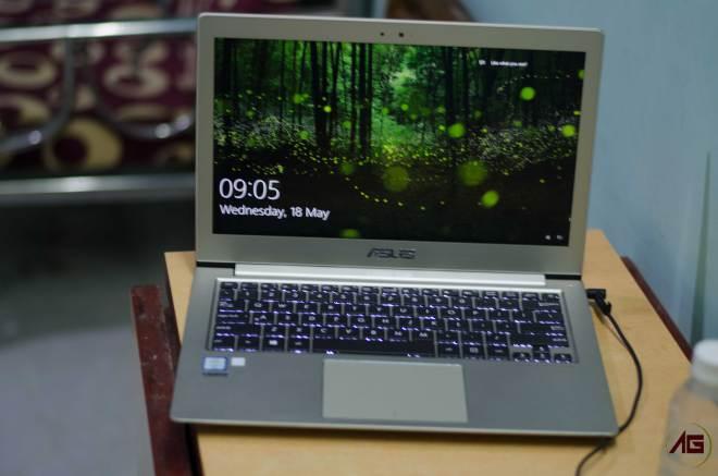 Asus Zenbook UX303