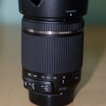 Tamron 18-200mm F3.5-6.3 Zoom Lens