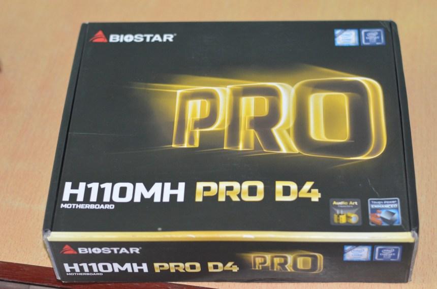 Biostar H110MH
