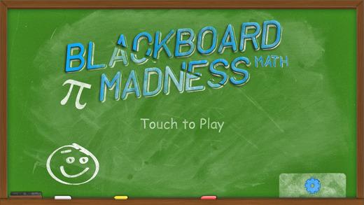 Blackboard Madness