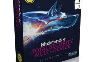 Bitdefender total security Multi device