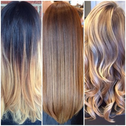 Balayage Ombre Sombre Hair Colouring Styles And Ideas Absolute