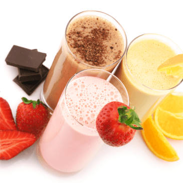 Meal shakes and protein powders