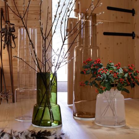 Large Chimney Vase Various