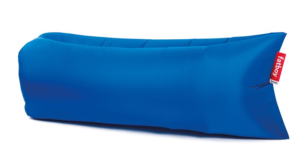 Lamzac Inflatable Pouf, carry your bed with you.