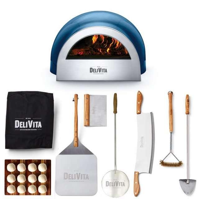 DeliVita Outdoor Pizza Oven Pizzaiolo Collection
