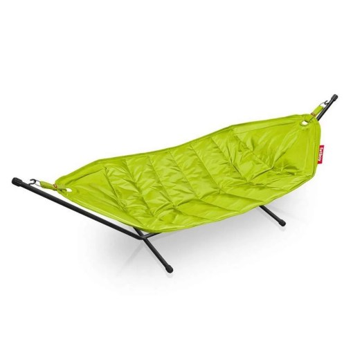 Large 2 Person Fatboy Hammock With Frame, Green