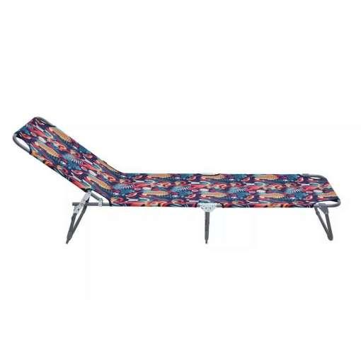 Habitat Folding Metal Sun Lounger, Global Market