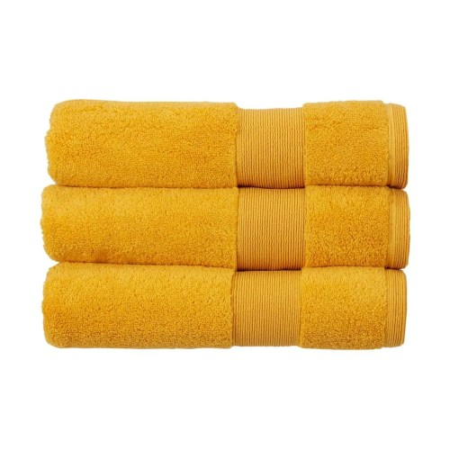 Living by Christy Carnival Towel Saffron, 70 x 125cm