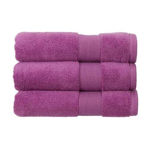 Living by Christy Carnival Towel, Violet, 70 x 125cm