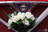 bus flowers