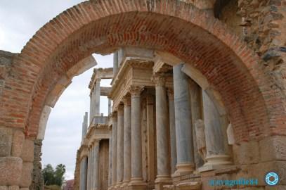 Teatro romano Mérida (1)